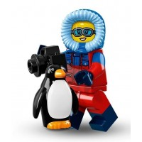 LEGO Wildlife Photographer Minifigure
