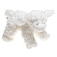 Winky Lamb Plush Rattle