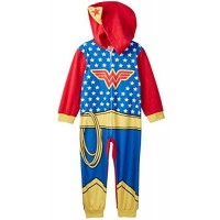 Wonder Woman One-Piece Pajama