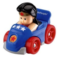 DC Super Friends Wonder Woman Wheelies