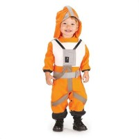 Star Wars Romper And Headpiece X-Wing Fighter Pilot