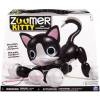 Zoomer Interactive Kitty