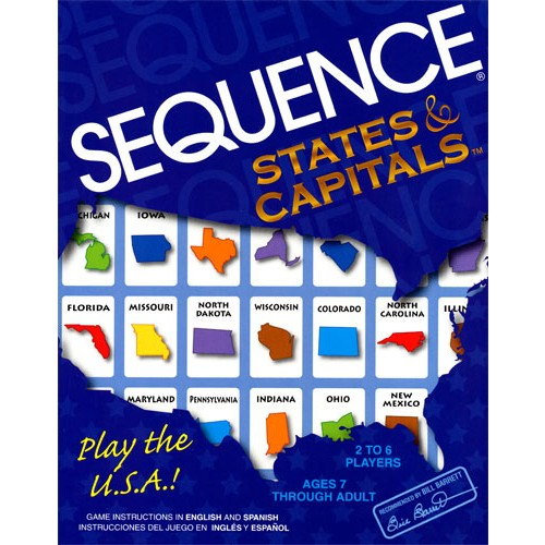 Sequence States and Capitals