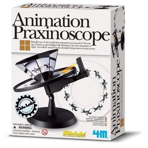 4M Animation Praxinoscope