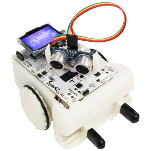 Sparki: The Easy Arduino DIY Robot