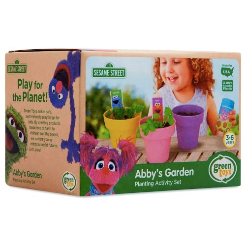 Green Toys Abby Cadabby's Garden Planting Activity Set