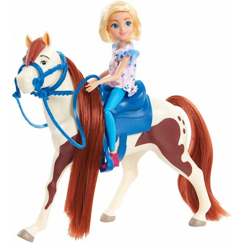 Spirit Riding Free Abigail and Boomerang Collector Dolls