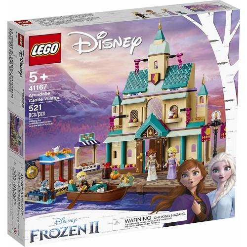 LEGO Frozen II Arendelle Castle