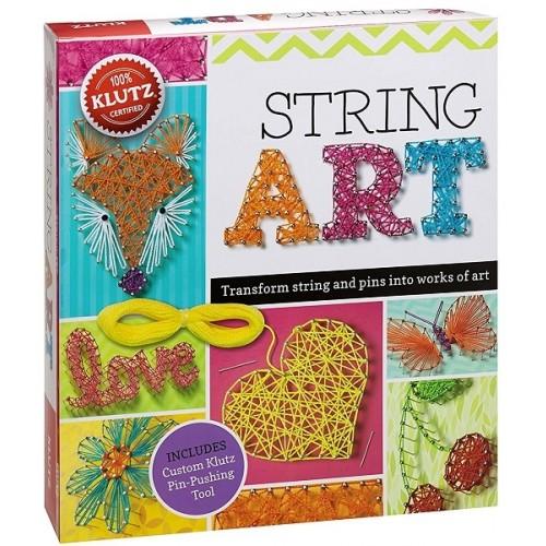 Klutz String Art Kit