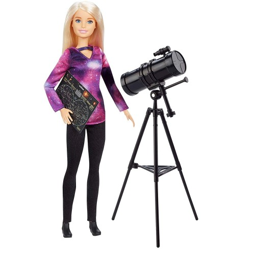 Astrophysicist Doll