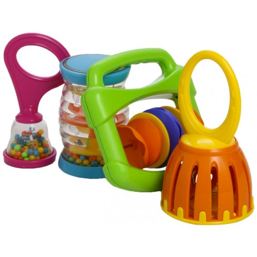 4-Piece Baby Band