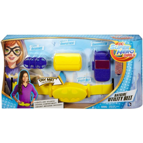 Batgirl Utility Belt