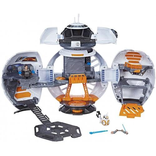Playskool Rey & BB-8 Adventure Base