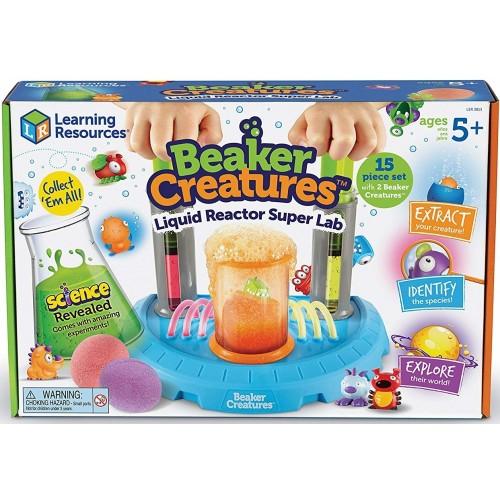 Beaker Creatures Liquid Reactor Super Lab