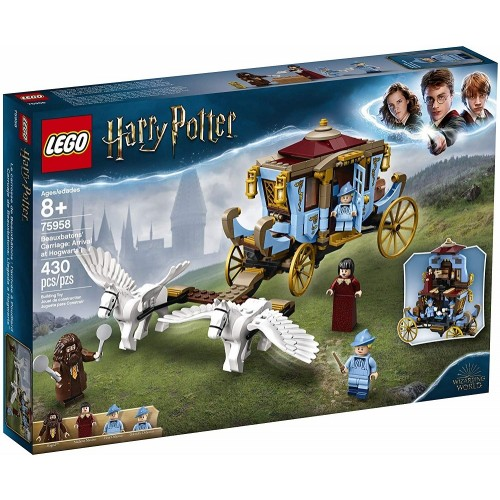 LEGO Harry Potter: Beauxbatons' Carriage Arrival at Hogwarts