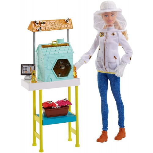 Beekeeper Doll Playset