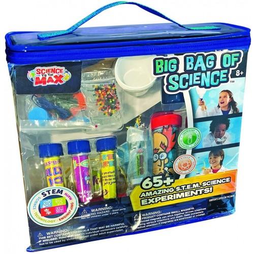 Big Bag of Science Experiment Set