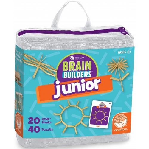 Keva Brain Builders Junior Puzzle Set