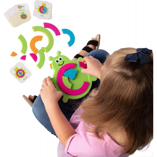 Bugzzle: A Preschooler Logic Game