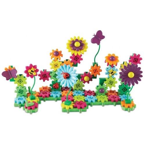 Gears! Gears! Gears! Build and Bloom