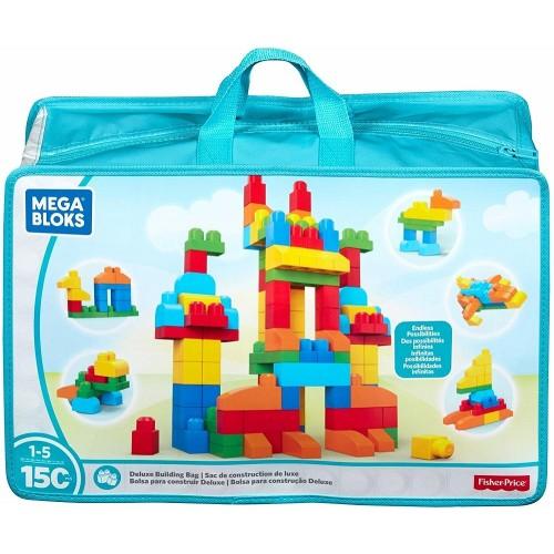 Mega Bloks Deluxe Building Bag