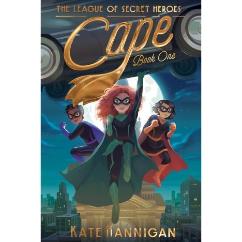 Cape: The League of Secret Heroes