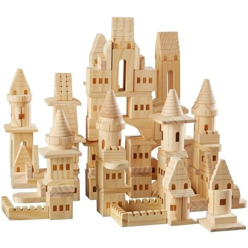 150-Piece Castle Building Set
