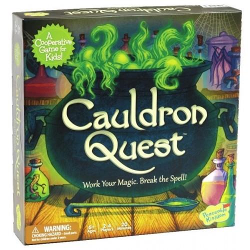 Cauldron Quest Cooperative Game