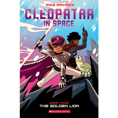 Cleopatra in Space, Volume 4: The Golden Lion