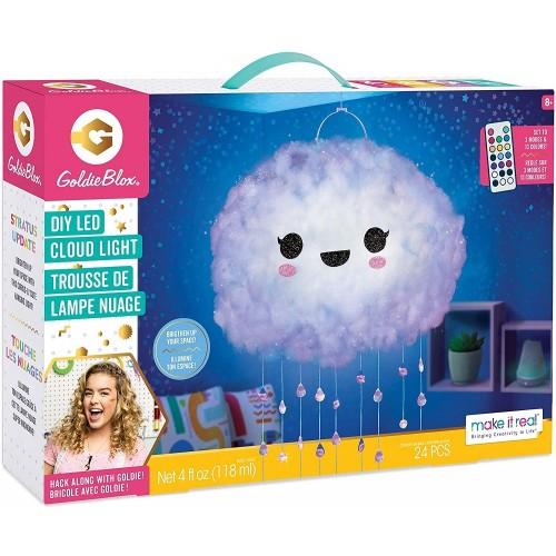 GoldieBlox DIY LED Cloud Light
