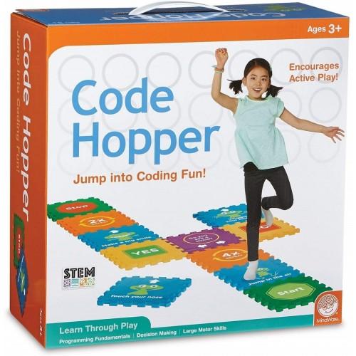 Code Hopper Active Coding Game