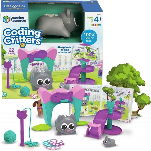 Coding Critters: Interactive Coding Toy