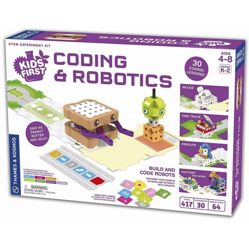 Kids First Coding and Robotics Kit