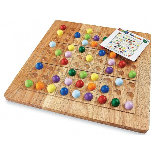 Colorku Wooden Game Set