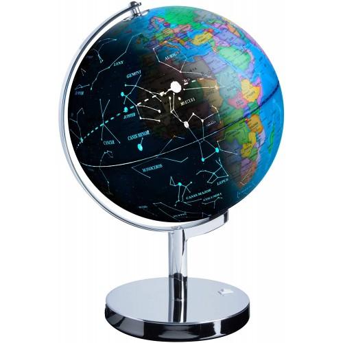LED Light-Up Constellation Globe