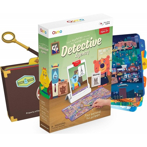 Osmo Detective Agency