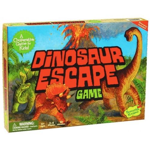 Dinosaur Escape Cooperative Game