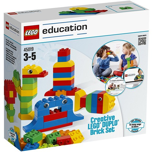 LEGO Education Creative DUPLO Brick Set