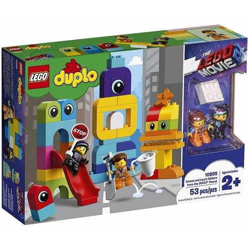 DUPLO The LEGO Movie 2: Visitors from the DUPLO Planet