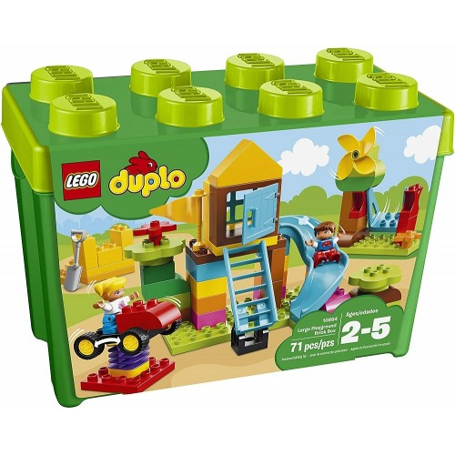 DUPLO Large Playground Brick Box
