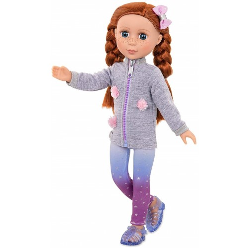 "Eline Posable 14"" Doll"