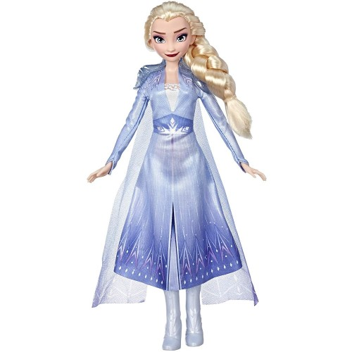 Elsa (Frozen II) Doll