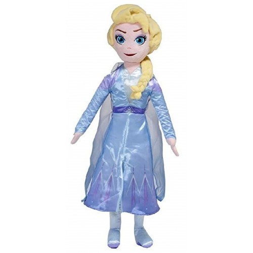 Elsa (Frozen) Snuggle Cuddle Pillow Doll