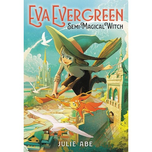 Eva Evergreen, Semi-Magical Witch