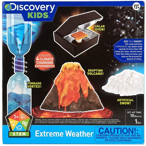 Discovery Kids: Extreme Weather