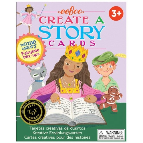 Tell Me a Story - Fairy Tale Mix-Up Cards