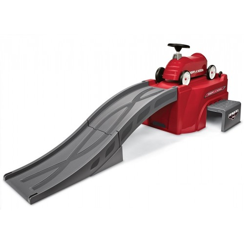 Radio Flyer 500 Car and Track