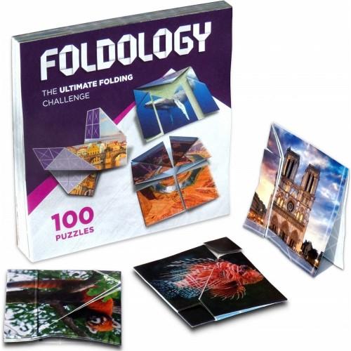 Foldology: The Ultimate Folding Challenge