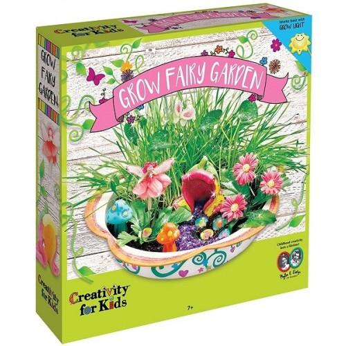 Grow Fairy Garden