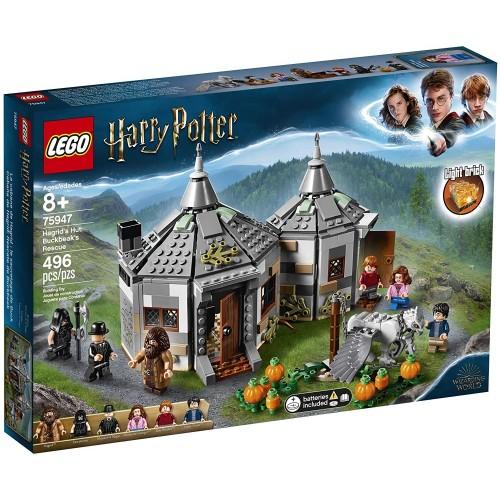 LEGO Harry Potter: Hagrid's Hut Buckbeak Rescue